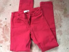 NAME IT. girls Kids pink Jeans  slim fit Size 8 Years