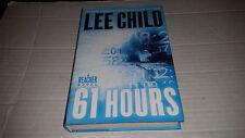 A Jack Reacher Novel: 61 Hours by Lee Child (2010, Hardcover) SIGNED 1st/1st