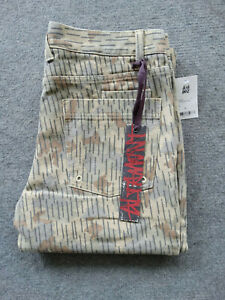 Altamont Apparel Sitrep Wilshire Chino Jeans camo W32