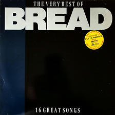 BREAD - THE VERY BEST OF BREAD (LP) (VG/G++)