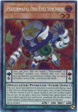 YuGiOh, 6x Performapal Odd-Eyes Synchron - BLLR-EN004 - Secret Rare, - 1'ST Ed.