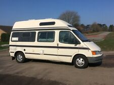FORD DUETTO AUTOSLEEPER 2.5 DIESEL-74,000 MILES 4 BERTH-NEW MOT