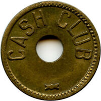 Cash Club Anaconda, Montana MT 5¢ Trade Token