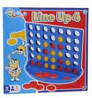 Line Up 4 Connect Four Traditional Family Kids Board Game Toy