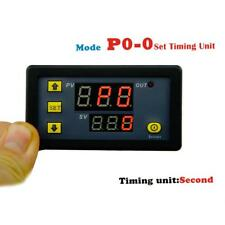 1500W 12V 0-999H Digital Display Delay Time Timing Relay Timer Cycling Module