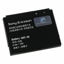New Original Sony Ericsson BST-39 18287-2000 Battery For TM717 W380 W518a W908c
