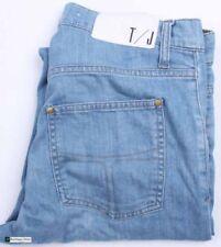 Vaqueros de mujer de color principal azul 100% algodón 32L