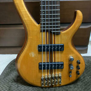 Ibanez Bass Guitar BTB Premium 1406 with hard case Used