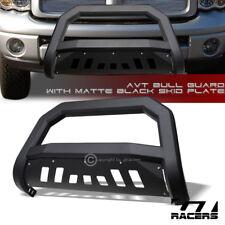 For 20022003 2009 Dodge Ram Matte Black Avt Edge Bull Bar Brush Bumper Guard Fits 2005 Dodge Ram 1500