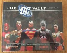 THE DC VAULT -  A Museum In A Book - HARDCOVER BOOK BOX SET; NEW & SEALED