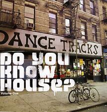 Do You Know House? Vol.1-CD-2001 V2/Zomba Australia-VVR1017842-Pacha-Juan Atkins