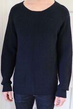 Paul Smith Irish Fisherman's Sweater 100% Merino Wool Size L - Made in Ireland