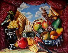 Original Art Painting Oil Canvas Cuban Art Arte Cuba YOANDRIS PEREZ BATISTA 64