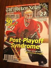 1998-99 The Hockey News Yearbook 224 pages Mint