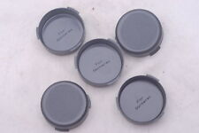 5 x Rear Lens Caps for Carl Zeiss Contarex Camera Lenses