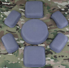 AIRSOFT ach mich remplacement casque rembourrage pad set small/medium uk