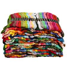 Willstar Cotton DMC Cross Floss Stitch Thread - 447 Piece