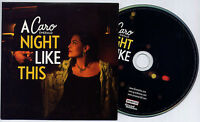 CARO EMERALD A Night Like This UK 1-trk promo CD picture sleeve