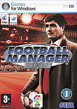 Worldwide Soccer Manager 2008 (Windows/Mac, 2007)