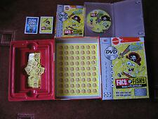 Spongebob Squarepants Fact or Fishy DVD TV Game - Trivia with Attitude