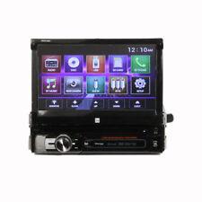 """Doble Xdvd 156BT 1 Din Dvd Cd Audio Estéreo Bluetooth con pantalla táctil motorizada 7"""""""