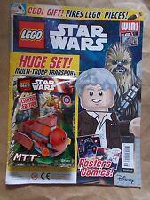 MINT UK EDITION 16 LEGO STAR WARS MAGAZINE #16 +LEGO SET TOY GIFT MTT - HUGE SET