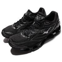 Mizuno Wave Prophecy 6 Nova B006 Black Silver Men Running Shoes J1GC171703
