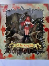 Scary Tales - Little Red Riding Hood - Herself - & White Rabbit in Box
