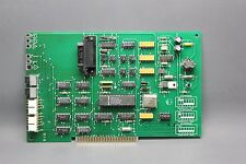 VARIAN 3400 GAS CHROMATOGRAPH SERIAL INTERFACE PCB 03-917742 (C1-3-54D)