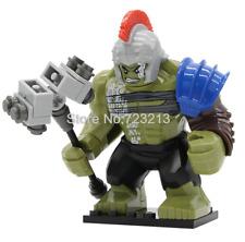 sh413 NEW LEGO HULK FROM SET 76088 THOR RAGNAROK