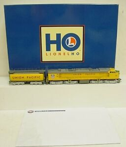 Lionel 6-58100 HO Scale UP Gas Turbine Locomotive w/DCC LN/Box