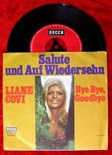 Single Liane Covi Salute und Auf Wiedersehn