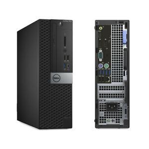 Dell Optiplex 7050 SFF Core i5-6500 16GB 500GB SSD Wifi Win 10 Pro