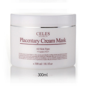 Celes Premium Placentary Cream Mask 300ml Anti Aging K-Beauty