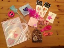 Brand New Fairy Gift Sets Door Book Dust Purse Earrings Tattoos Pen Etc Etc