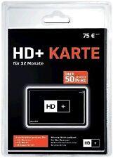 HD+ Karte mit 12 Monate SAT HD+ Empfang