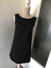 NAFNAF robe noir Crêpé taille 36 FEMME achat immédiat