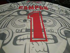Maglia #1 Campos Mexico Messico Goalkeeper shirt maillot trikot world cup jersey