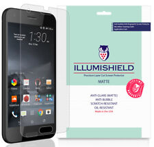 3x iLLumiShield Matte Screen Protector Anti-Glare for HTC One A9s