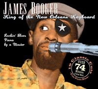 James Booker - King Of The New Orleans Keyboard [CD]