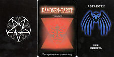 DÄMONEN-TAROT - AZAZEL - KARTENSET ( wie Aleister Crowley )