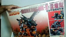 Tomy Iron Kong Mkll Gorilla Type Almost Complete Ex Two Red Clear Lens + Inst