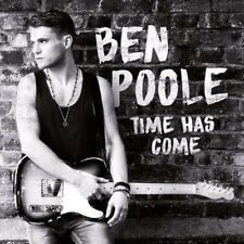 Time Has Come 5038787204224 by Ben Poole CD