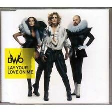 MAXI CD EUROVISION 2008 Suede Pres : BWO / ARMY OF LOVERSLay your love on me