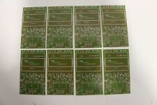 Lot of (8) 3-1/2 Digit LCD Panel Meter Board KIT_34 *Board Only*