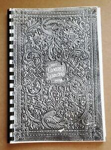 Vintage S.D. Myres Saddle Company Catalog