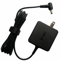 19V 2.37A 45W Genuine AC Power Adapter Charger for Asus X553 X553M X553MA Q302LA