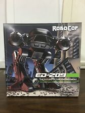 NECA Robocop OMNI ED-209 The Future Of Law Enforcement Deluxe Action Figure