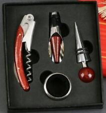 Set de vino 4 piezas