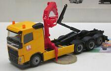 Herpa camiones MAN tg-s LX semitieflade-SZ tandemwalze Max bögl 305785